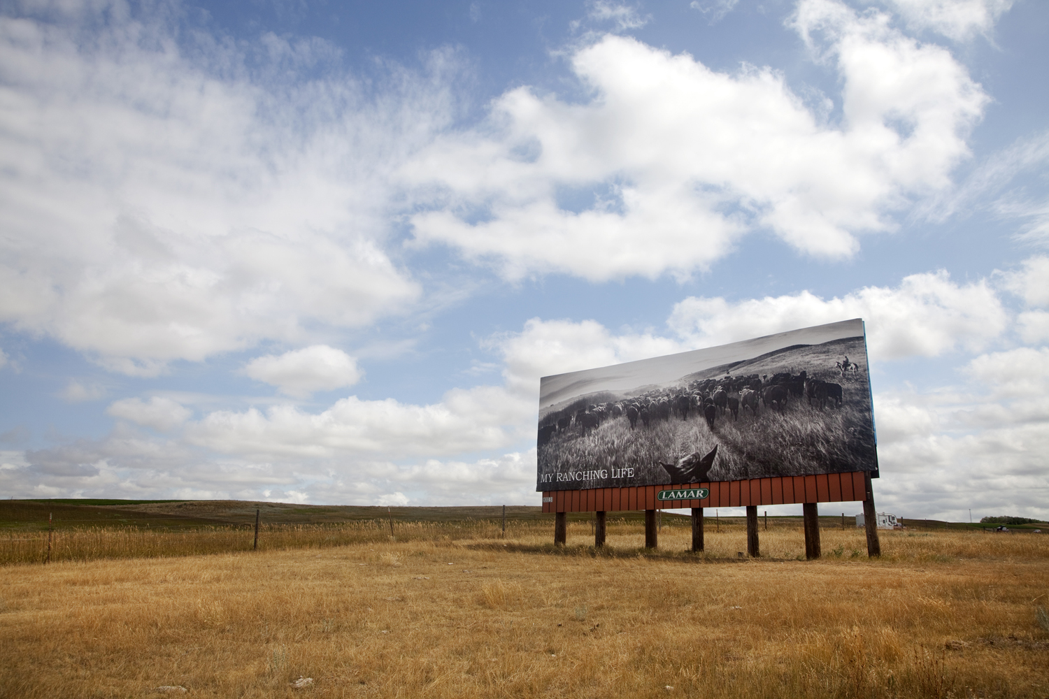 MY RANCHING LIFE BILLBOARD PROJECT -